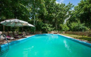 Selous Kinga Lodge Swimming Pool