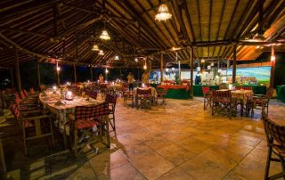 Sentrim Amboseli Lodge Restaurant