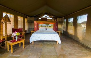 Room Interior at Sentrim Amboseli Lodge