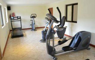 Sentrim Elementaita Lodge Fitness Room
