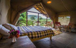 Sentrim Mara Lodge Room With Park View
