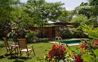 Swimming Pool at Kili Villa
