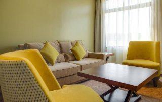 Tamarind Tree Hotel Guest Room Lobby
