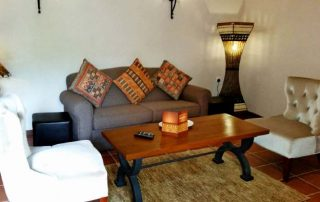 Tarangire Sopa Lodge Lounge Room