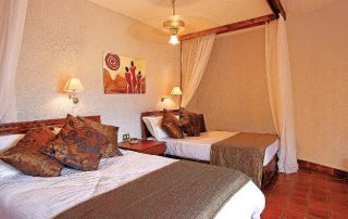 Twin Room at Tarangire Sopa Lodge