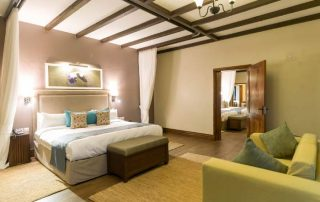 The Retreat at Ngorongoro Double Bedroom