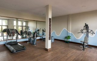 The Retreat at Ngorongoro Fitness Room