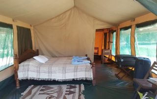 Whistling Thorn Tented Camp Interior