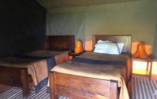 Ang'ata Camp Ngorongoro Room With King Size Bed