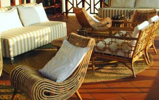 Lounge at Acacia Farm Lodge