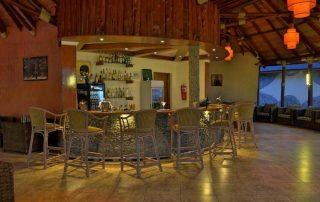 Sentrim Elementaita Lodge Bar at Night