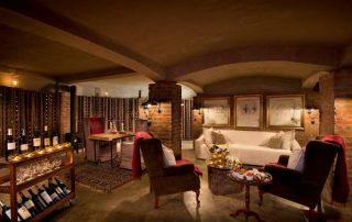 Ngorongoro Crater Lodge Bar