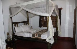 Bedroom at Ambureni Coffee Lodge
