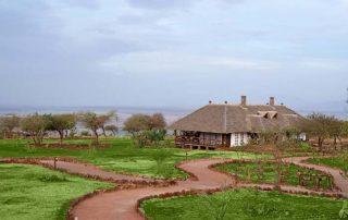 Guests Bungalow Exterior View