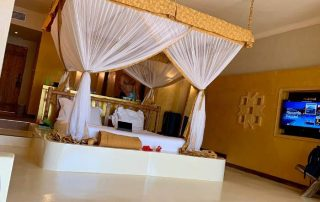 Deluxe Room With Ocean View at Gold Zanzibar Beach House and Spa