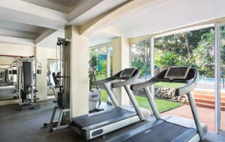 Fitness Center at Four Points by Sheraton