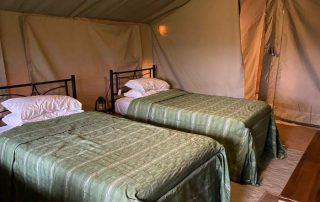 Kati Kati Tented Camp Double Room