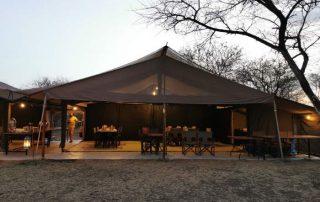 Main Tent & Mess