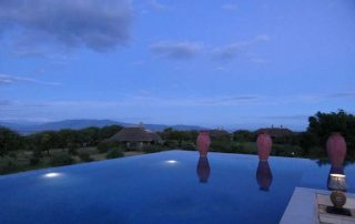 Lake Manyara Wildlife Lodge Swimming Pool with a view