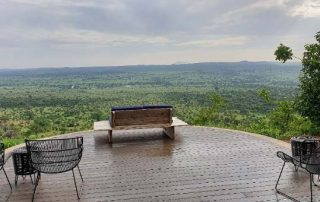 Lemala Mpingo Ridge Terrace View