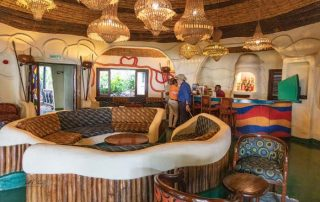 Lake Manyara Serena Safari Lodge Lounge