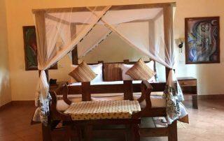 Standard Bedroom at Maasai Giraffe Eco Lodge