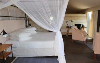 Mara Mara Tented Lodge Double Room