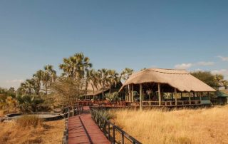 Maramboi Tented Lodge Main House