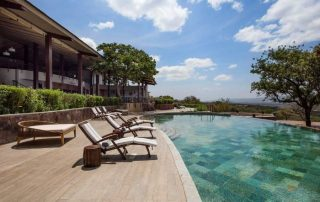 Swimming Pool With Sundeck