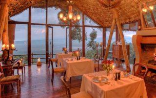 Ngorongoro Crater Lodge Restaurant