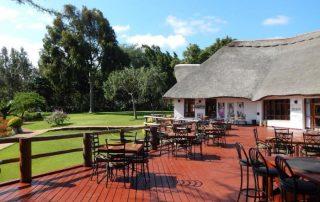 Ngorongoro Farm House Exterior Restaurant