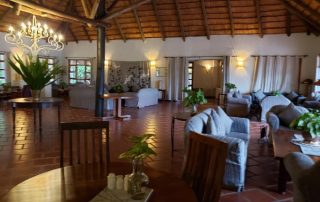 Ngorongoro Farm House Lounge