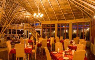 Ngorongoro Forest Lodge Restaurant