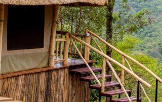 Room Walkway Wooden Stairs