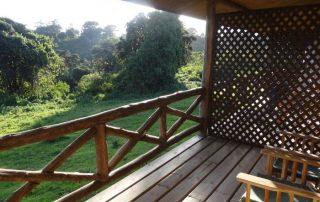 Room Exterior View at Ngorongoro Rhino Lodge