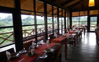 Ngorongoro Rhino Lodge Restaurant
