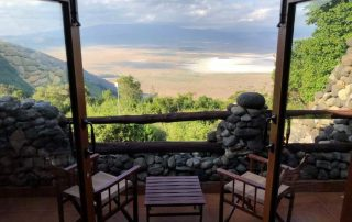 Room with Ngorongoro Crater View