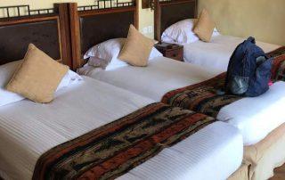 Twin Bedroom at Ngorongoro Serena Safari Lodge