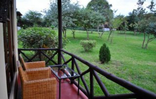 Olea Africana Lodge Garden