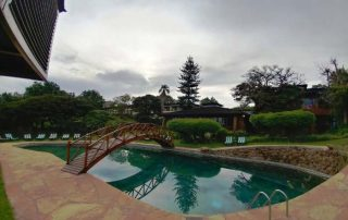 Lake Manyara Wildlife Lodge Swimming Pool