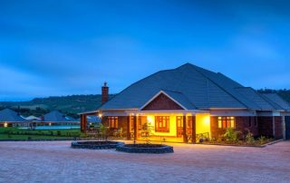 Marera Valley Lodge Front Face