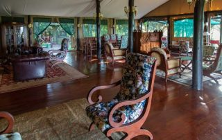 main Tent Guest Lounge