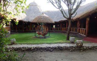 Roika Tarangire Hangout area