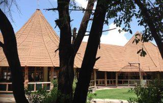 Roika Tented Lodge main House