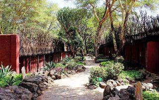Room Exterior at Amboseli Serena Safari Lodge