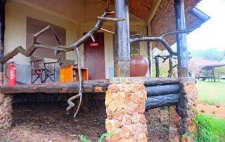 Room Porch at Mbalageti Safari Camp