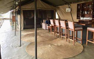 Main Ten Bar at Sametu Camp Serengeti