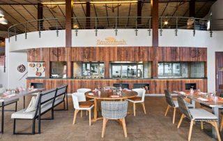 Savannah Restaurant at Meliá Serengeti Lodge