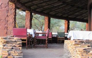 Serengeti Serena Lodge Lounge