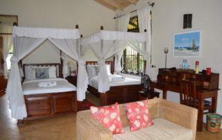 Serenity Twin Bedroom